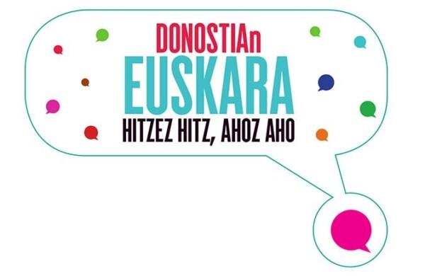 """Hitzez hitz, ahoz aho """"El Día del Euskera"""" en Donostia:,"""