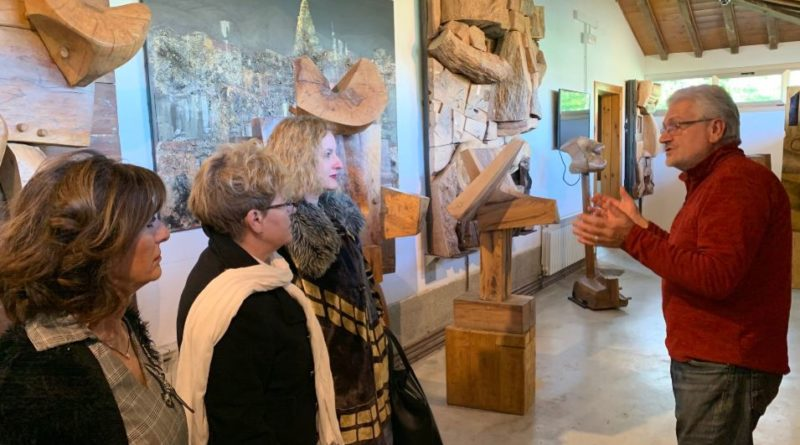 Turismo y Cultura trabajarán juntos para promocionar el Museo Santxotena,