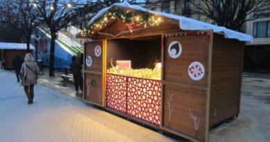 La inauguración del mercado de Navidad provocará pequeñas afecciones en la ciudad,