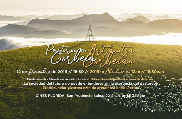 Álava estrena el documental 'Pastoreo en Gorbeia' el próximo jueves día 12,