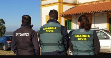 Desmantelan un grupo criminal dedicado al tráfico de hachís entre el sur de España y Francia,