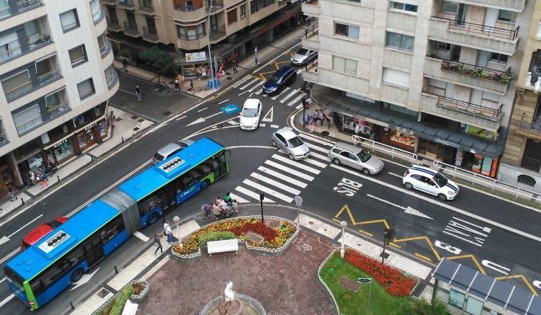 La calle Easo de Donosti permanecerá cortada al tránsito de peatones y ciclistas el domingo 15 de diciembre,