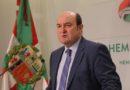 """Ortuzar cree que el 12J no se pondrá """"en jaque"""" al PNV, aunque a Pablo Iglesias """"le gustaría"""", y Podemos y Bildu quieran"""