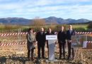 """Arriola: """"La nueva depuradora de Agurain acabará con uno de los puntos de vertido más problemáticos de Euskadi"""""""