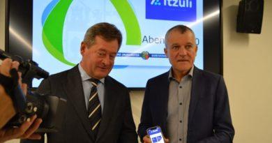 Ponen a disposición de los ciudadanos la aplicación para móviles de Itzuli,
