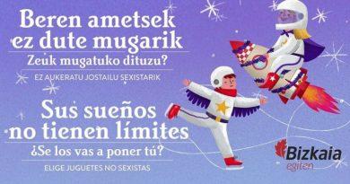 Vuelven a lanzar una campaña en Navidad en favor de los juguetes no sexistas,