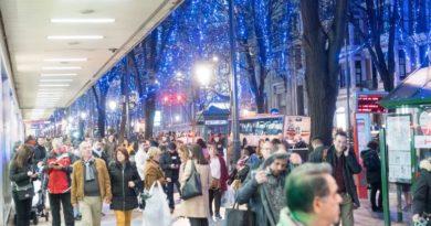 Servicios especiales de Bilbobus y funicular en Nochebuena y Navidad,