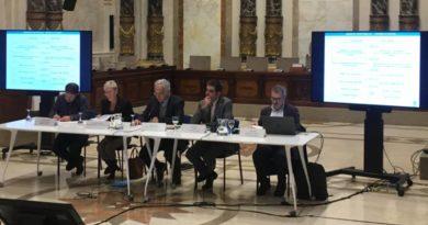 Daniel Zulaika señala los barrios, la demografía y la adaptación al cambio climático como los retos clave del Consejo Social para los próximos años,