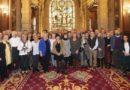 Realizan un homenaje a las y los trabajadores de la Diputación Foral de Gipuzkoa jubilados este año