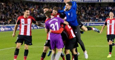 El amor propio del Athletic consigue el pase a cuartos de final,