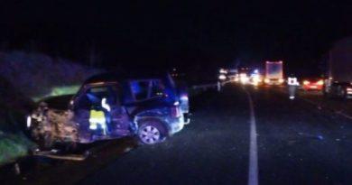 Un donostiarra de 21 años fallece en un brutal accidente en Navarra
