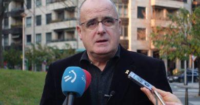 """""""Queremos responsabilizarnos de nuestro futuro y necesitamos las herramientas para ello"""", subraya Egibar,"""