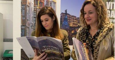 Álava y Vitoria-Gasteiz nombrarán embajadores turísticos y se promocionarán en Fitur como destino deportivo,