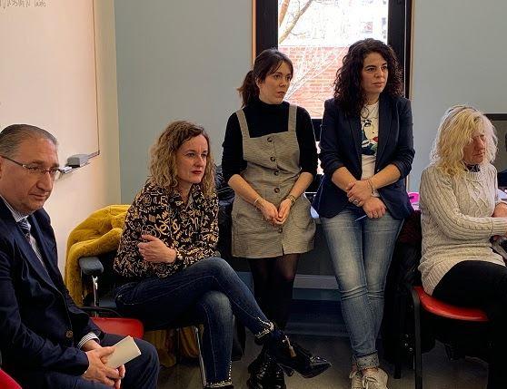 Más del 25% de los participantes en las Lanzaderas de Empleo de Vitoria-Gasteiz está ya trabajando,
