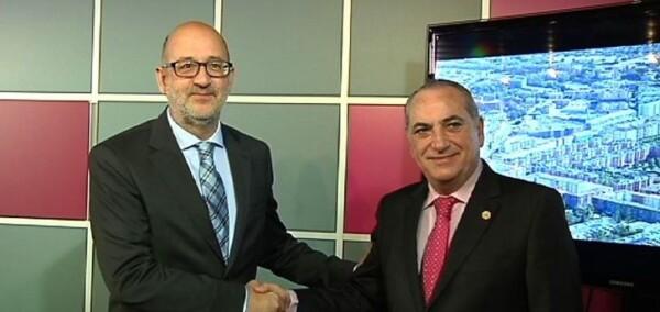 Gobierno Vasco y Diputación Foral colaborarán en la revisión de los Planes Territoriales Parciales de Rioja Alavesa y Álava Central,