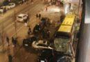 Tragedia en Nafarroa: una menor fallecida y cuatro heridos en un accidente múltiple ocurrido en el casco urbano de Lizarra