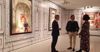 La Sala Rekalde prolonga una semana la exposición de Ignacio Goitia,