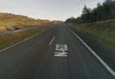 Tres personas resultan heridas en un accidente en la N-622 en la localidad de Zuya