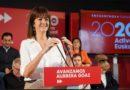 """Idoia Mendia: """"La única alternativa de progreso y diálogo para Euskadi es el socialismo"""""""