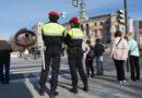 La percepción de seguridad ciudadana en Bilbao es de 6,59 puntos sobre 10