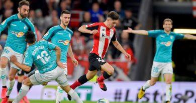 El Athletic choca contra su propia incapacidad, el árbitro, el VAR y su mala suerte,