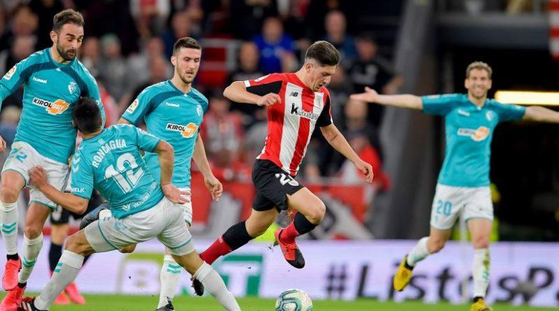 El Athletic choca contra su propia incapacidad, el árbitro, el VAR y su mala suerte