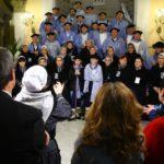 La tradición de Santa Águeda llega un año más a Bilbao