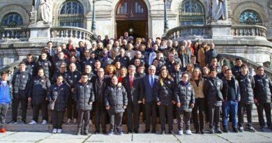 Reconocen en Bilbao al Genuine Athletic Club Fundazioa,