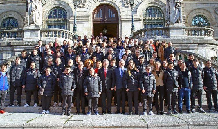 Reconocen en Bilbao al Genuine Athletic Club Fundazioa