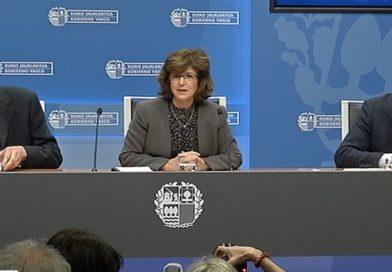 Anuncian la constitución de una mesa interdepartamental en Euskadi para abordar el coronavirus