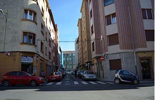 Sestao iniciará en los próximos días la reforma de la calle Alberto Arrúe