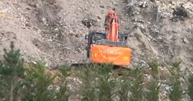 El Gobierno Vasco reúne una mesa técnica de coordinación y seguimiento sobre el derrumbe del vertedero de Zaldibar,