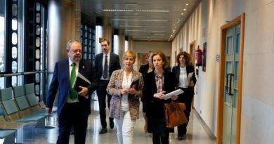 El Gobierno Vasco prepara la economía de Euskadi para el impacto del COVID-19,