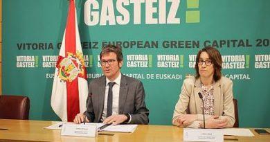 El alcalde de Gasteiz, Gorka Urtaran, agradece la comprensión ciudadana ante las medidas preventivas frente al coronavirus,