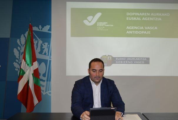La Agencia Vasca Antidopaje realizó un total de 311 controles durante el pasado año con 8 expedientes sancionadores abiertos,