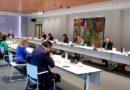 Reunión del Lehendakari y representantes de los partidos políticos vascos para abordar la decisión de retrasar la celebración de las elecciones