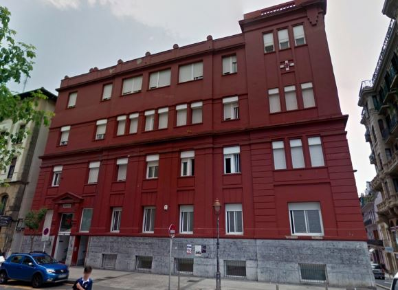Se registran nueve positivos más de Covid-19 en la residencia Caser Residencial Anaka de Irun,