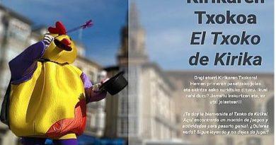 Centros cívicos de Gasteiz ofrecen un programa de actividades infantiles para disfrutar desde casa,