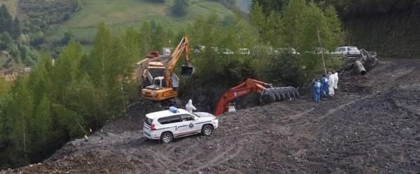 El Gobierno vasco encarga una auditoria externa de la autorización ambiental concedida al vertedero de Zaldibar,