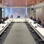 "Urkullu: ""Euskadi se encuentra por primera vez con datos que permiten sostener una perspectiva positiva"""
