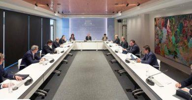 Urkullu firma un decreto para que esta medianoche finalice el estado de alarma y Euskadi entre en la nueva normalidad,