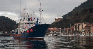 """Italia inmoviliza el 'Aita Mari' un día después de paralizar el 'Alan Kurdi' por """"irregularidades"""","""