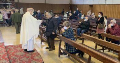 Imagen de una misa - DIOCESIS DE VITORIA