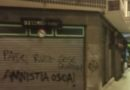 Continúan los ataques contra sedes de partidos en Bizkaia
