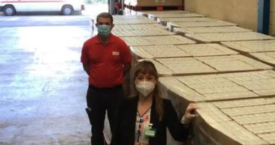 Mercadona, en colaboración con Iparlat, dona 63.000 litros de leche al Banco de Alimentos y a Cruz Roja Gipuzkoa,