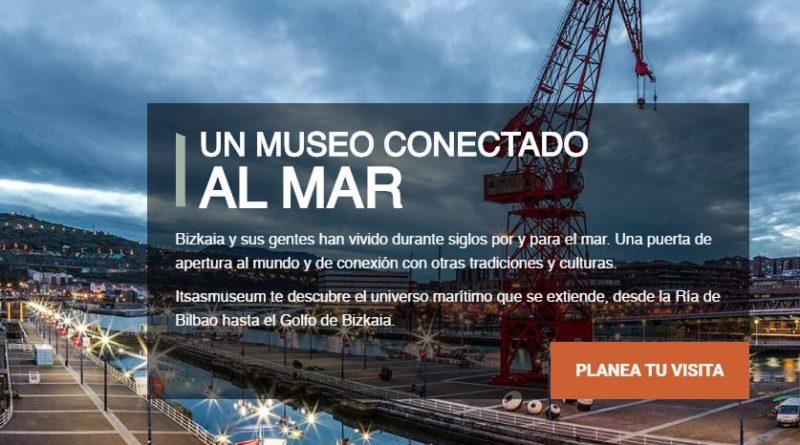 El martes reabre el bilbaíno Itsasmuseum,