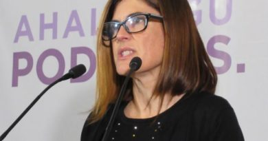 """Podemos dice que solo el PNV apoya los comicios en julio y que la ciudadadanía """"no tiene la cabeza para elecciones"""","""