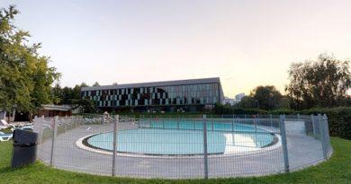 Las piscinas exteriores de Etxadi e Intxaurrondo abren hoy,