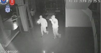 Desarticulan una banda que asaltaba empresas asentada en Gipuzkoa al que se le atribuyen 28 robos,