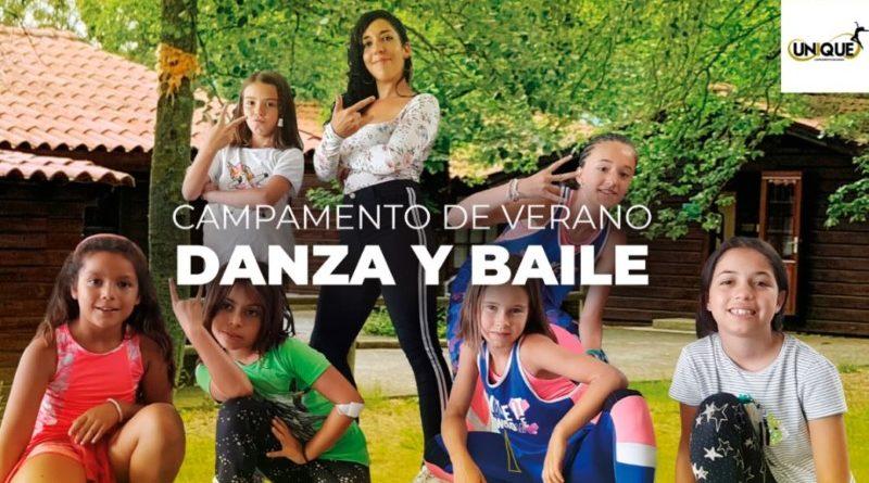 Este verano los jóvenes vascos tienen una cita con el Campamento de Danza Unique con más baile, diversión y piscinas,